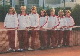 Damenmannschaft 2005