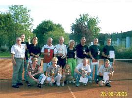 Vereinsmeisterschaften 2005