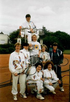 Aufstieg Damen 1998