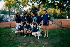 Aufstieg Damen 1999