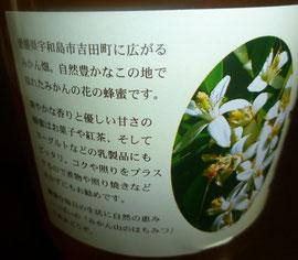 蜜柑の蜂蜜(清家養蜂場)