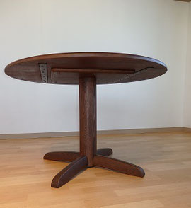 ダイニング 食卓セット 椅子 チェア 丸テーブル 円形 筑波産商 YUME インテリア 東京デザインセンター 栃木県家具