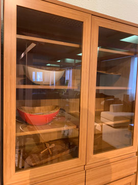 カップボード TEORI 竹 東京デザインセンター 栃木県家具 鹿沼市 東京インテリア ショールーム
