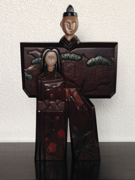 鎌倉彫創作展 2014年上巳|鎌倉漆工房いいざさ