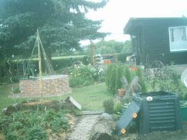 Garten 2011