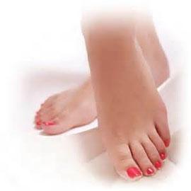 thalasso pieds, bien être, soigné, raffinés, élégant, dorloter,