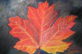 Herbstblatt v