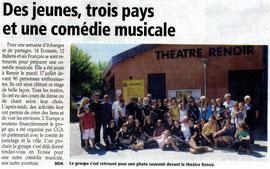 L'Essor Savoyard - 26 juillet 2012