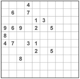 Dedalo Rätsel Nr. 24