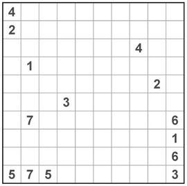 Dedalo Rätsel Nr. 15