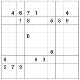 Dedalo Rätsel Nr. 18