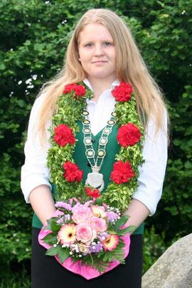 Jugendfreihandkönigin Samantha Andersson