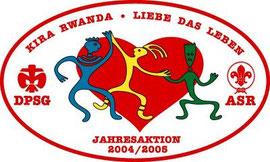 Logo Jahresaktion 2004/2005
