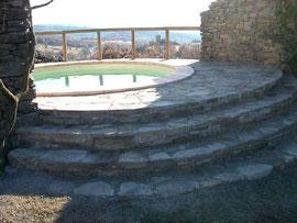 piscina poliester circular monaco