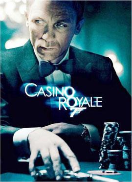 007 Agent in Montenegro's Casino