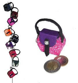 Mini Taschen / Anhänger