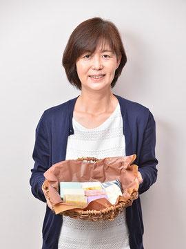 講師:田中 優子|お肌うるおう ハンドメイドソープ | Studio Work Shop |...and flower