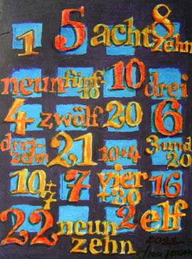 Adventskalender für Typophile