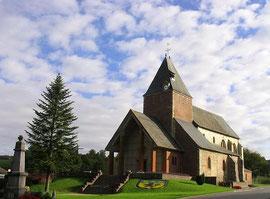 Eglise de Bailly-en-Rivière