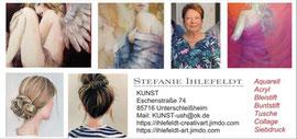 Stefanie Ihlefeldt Friseur und Kunst