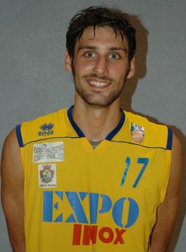 Il nuovo arrivo Luca Tardito