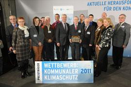 Klimaschutzpreis 2011