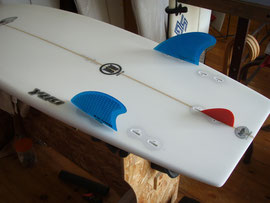 Argo new mini simmons 5'6""