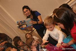 animatore per bambini a roma