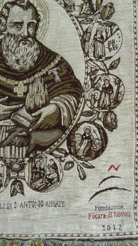 Arazzo S.Antonio (Logo Focara)