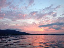 Impressionen Zürichsee