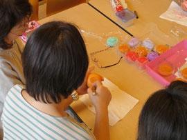 千葉カービング教室 授業風景