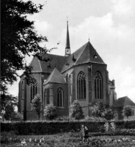 St. Elisabeth - Rückansicht