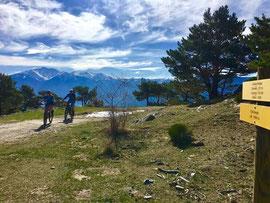 Randonnée VTT Canigou Pyrénées