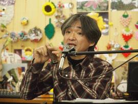 日本屈指のブルースハーブ奏者 千葉智寿さん