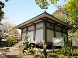 浄楽寺収蔵庫