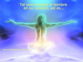 YO SOY EL PODER- TAL COMO PIENSA EL HOMBRE EN SU CORAZÓN, ASI ES - LA PRESENCIA DE DIOS -DECRETOS PODEROSOS - PROSPERIDAD UNIVERSAL- www.prosperidaduniversal.org
