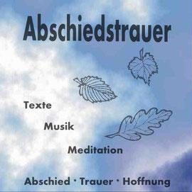 """Cover der CD """"Abschiedstrauer"""" von Frank Maibaum & Rolf Olland"""