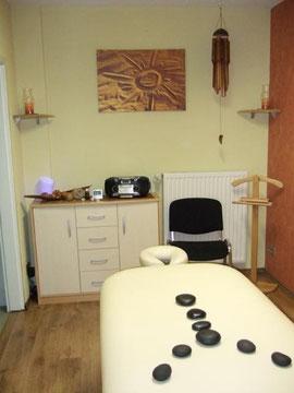 unser Raum für Entspannungstherapien
