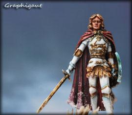 Loras Tyrell par Graphigaut