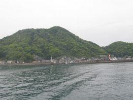 本社 御所浦・横浦島与一ケ浦・弁慶岳