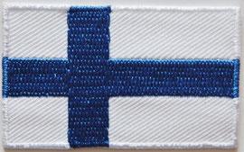 Suomen Lippu kangas