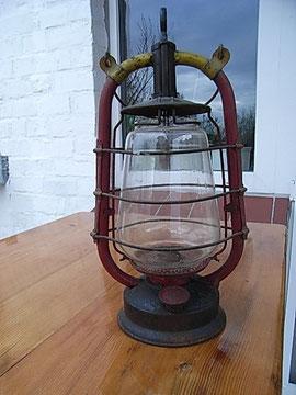 PAN 699, diese Lampe wurde von 1927-1936 gefertigt