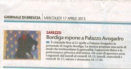 2013 Giornale di Brescia