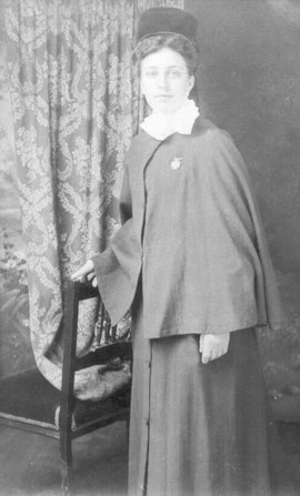 Nurse Maund (born Edith Standley)