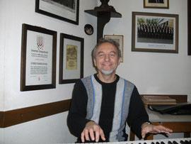 Thomas Betzer - seit 2014 Ehrenchorleiter