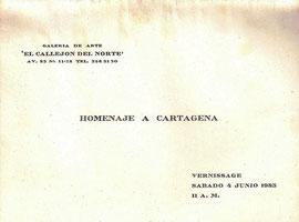 TRIBUTE TO CARTAGENA DE INDIAS