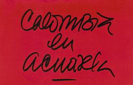 Colombia en Acuarela. Febrero 13, 1985