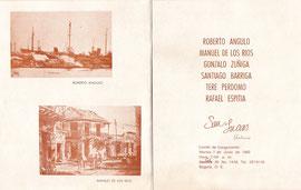 Cartagena 450 AÑOS. Acuarelas