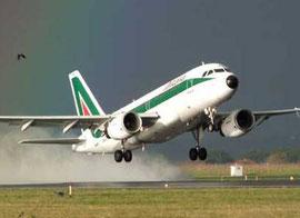 Volo Alitalia - Milano / Guadalupe