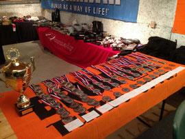 Pokale&Medallien 2013 Winterswyk,NL